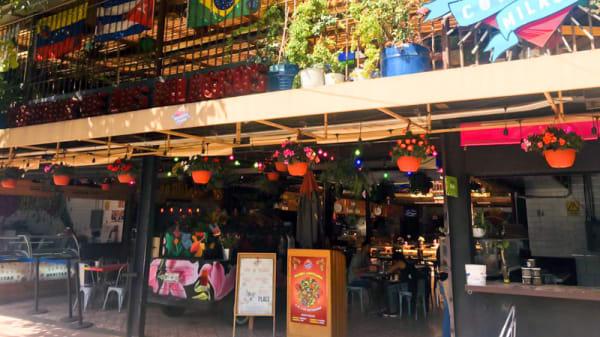 Fachada - Comedor de los Milagros, Ciudad de México