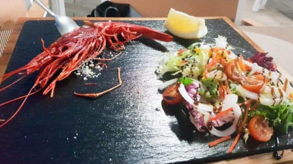 Sugerencia de plato - Taberna el Frasco, El Rompido