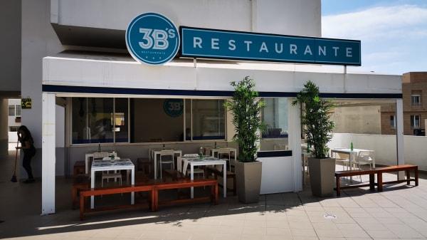 Entrada - 3B's Restaurante Portimão, Portimão