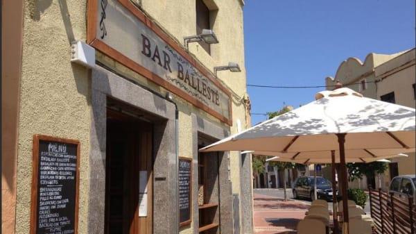 Bar Ballesté - Bar Ballesté, Altafulla