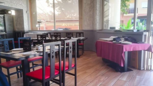 Sala - La Cantina India, Málaga