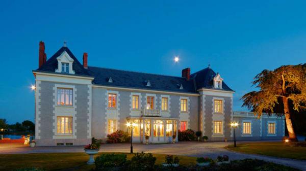 Manoir de la Boulaie de nuit - Manoir de la Boulaie - Laurent Saudeau, Haute-Goulaine