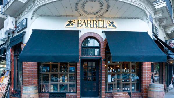 Fachada - Barrel Wine Bar, Buenos Aires