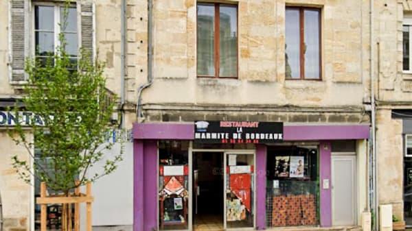 Entrée - La Marmite, Bordeaux