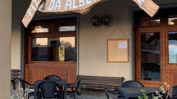 Terrazza - Da Albert, Roburent