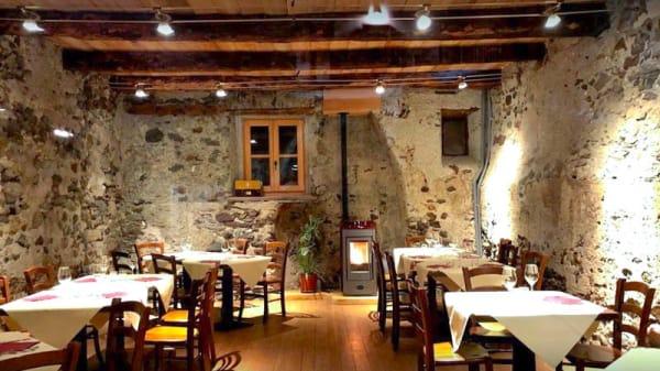 vista sala - Vineria Tirano, Tirano