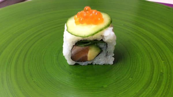 Suggestion de plat - Sushi Ato bio, Bayonne