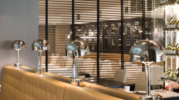Sala - Restaurante Esencia – Espacio Gastronómico, A Coruña