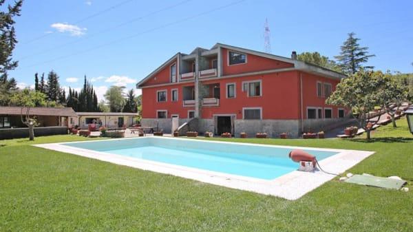 Entrata - Villa Maria Relais