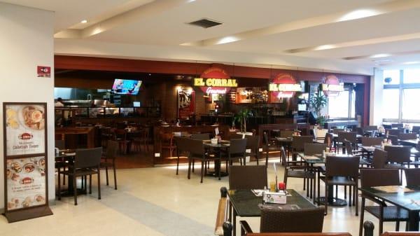 El Corral Gourmet (Oviedo), Medellín