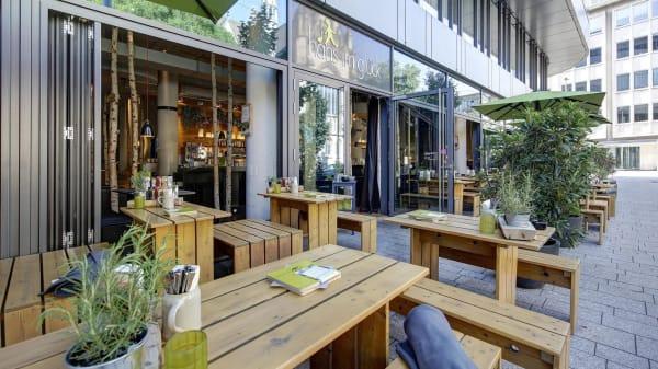HANS IM GLÜCK Burgergrill & Bar - Stuttgart CALEIDO, Stuttgart