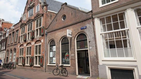 restaurant @droog, Ámsterdam