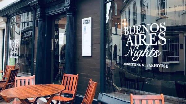 Buenos Aires Nights Steakhouse - Ashford, Ashford