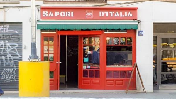 Entrada - SAPORI D'ITALIA, Barcelona