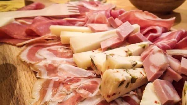 Suggerimento dello chef - Enoteca Masseria delle Grazie, Santa Maria La Carità