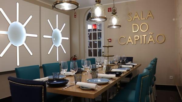 Sala Capitão  - Restaurante Titanic, Portimão