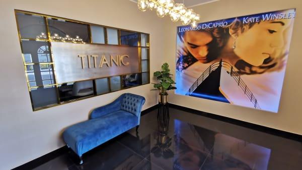 Vista da sala - Restaurante Titanic, Portimão