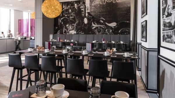 Restaurant blue, Norderstedt