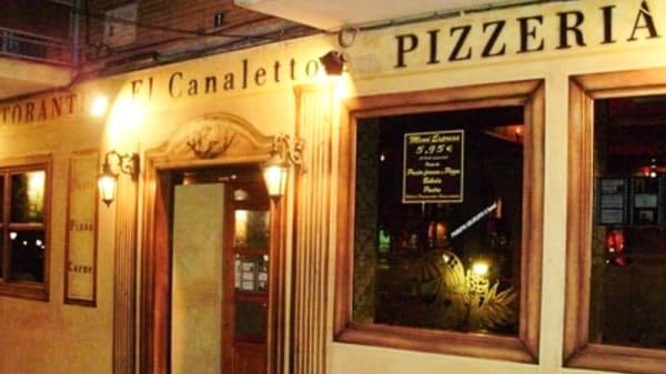 Vista entrada restaurante - Canaletto Leganés, Leganés