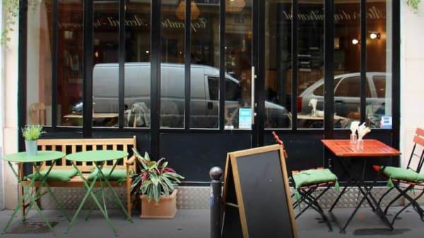Terrasse - Fan de Carotte, Paris
