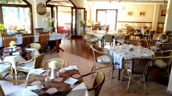 interior2 - Pasta Caffé, Nueva Andalucía