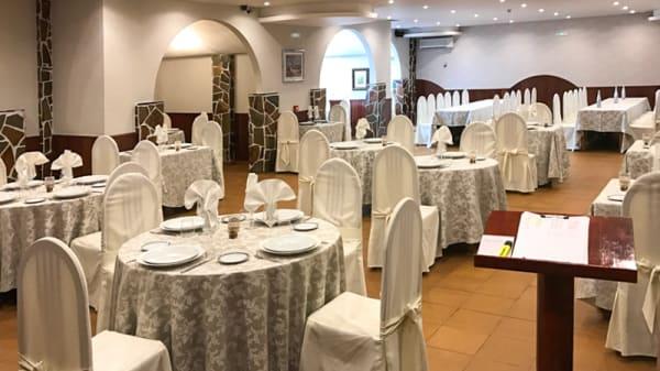 Sala del restaurante - O Val Do Naseiro, San Pedro de Viveiro