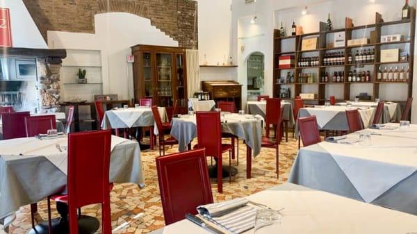 Vista sala - Civico2 - Tripoli, Verona