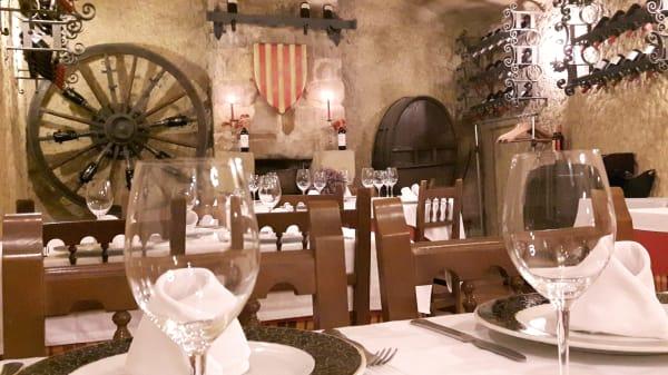 El Celler del Roser, Lleida