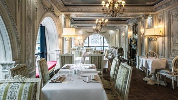 Vue de la salle - Café Pouchkine Paris, Paris