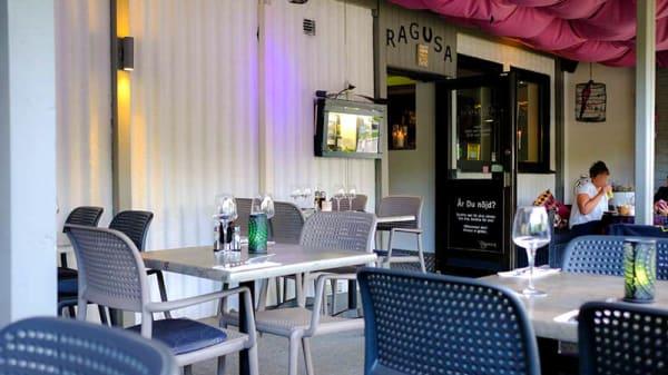 Rum - Restaurang Ragusa, Uppsala