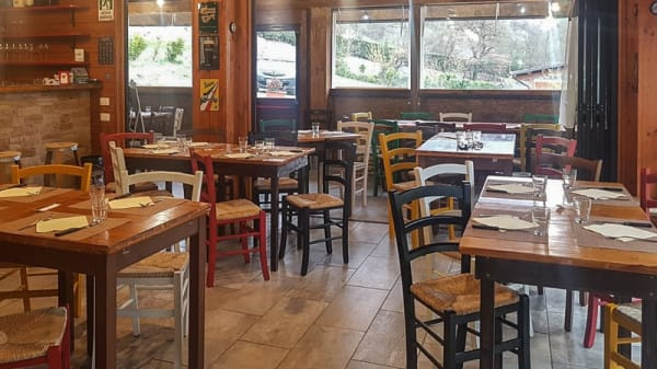 Interno - Little Rock Country Food & Drinks, Fabriano