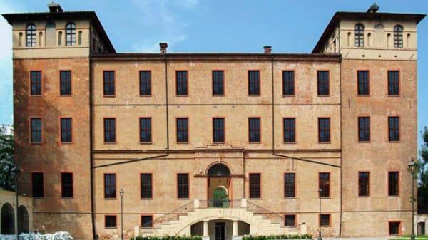 La enrtrata - Ristorante Castello della Rovere, Vinovo