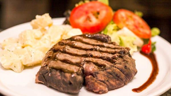 prato - Murano Grill, Fortaleza