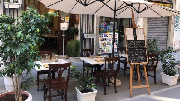 Casa del Brodo, Palermo
