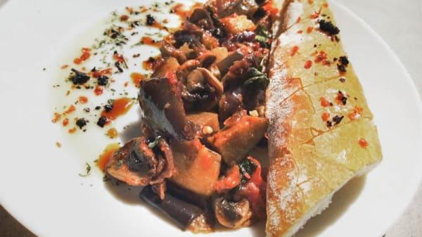 Sugerencia del chef - El Turco Loco, Barcelona
