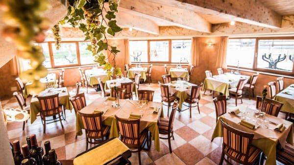 Vista sala - Ristorante Pizzeria Angelica, Livigno