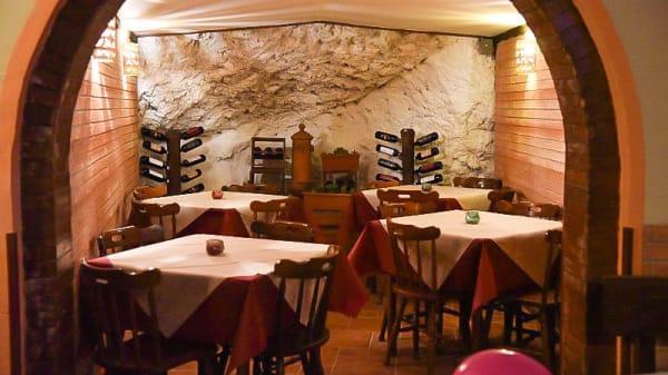 Vista sala - Pizzeria L'Ammiraglia, Ariano