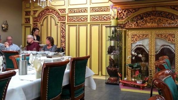 Het restaurant - Candi Borobudur, Bussum