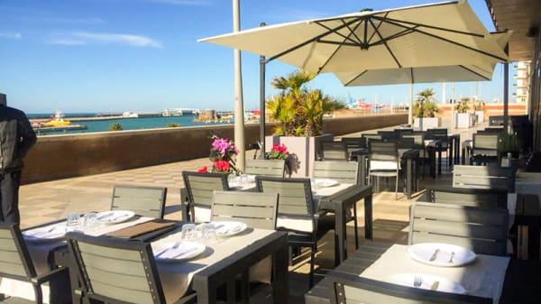 Terrazza - MAA Ristorante Seafood & Lounge bar, Civitavecchia
