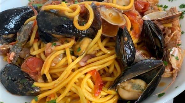 Suggerimento dello chef - Burro e alici, Lido di Ostia