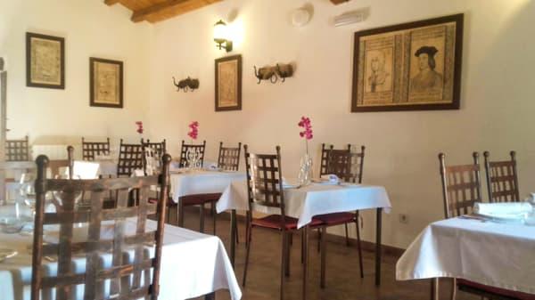 Sala Cafeteria - Restaurante Rejadorada, Toro