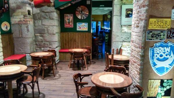 Vista sala - Gaelic Gastro Pub, Cardona