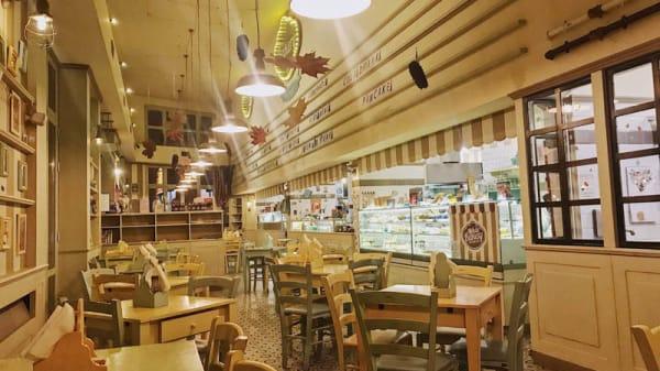 Vista sala - White Bakery Rimini, Rimini