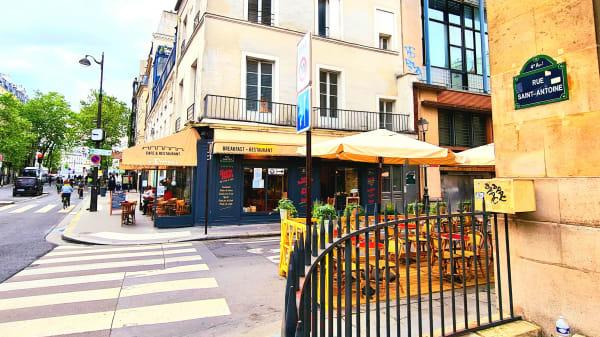 Le Rempart, Paris