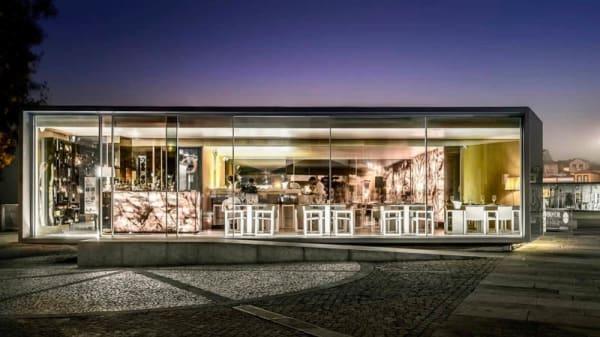 Entrada - Romando Sushi Caffè, Vila do Conde