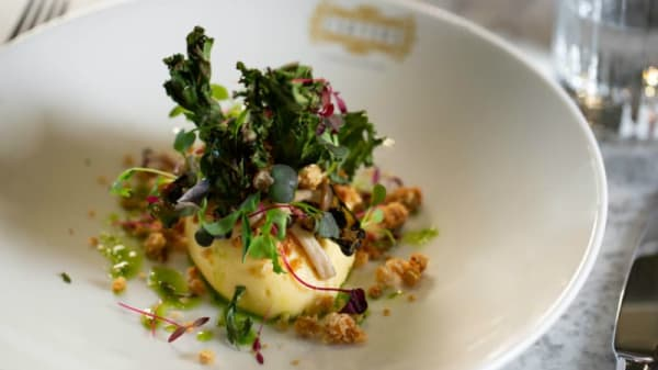 Chef's suggestion - Carters Champagne Bar and Grill, Harrogate