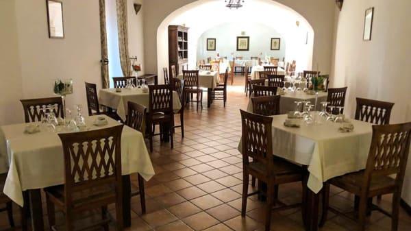 Vista sala - Ristorante del Grancassa, San Donato Val Di Comino