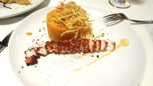 Sugerencia del chef - Venta a Proa, Guadalcacin
