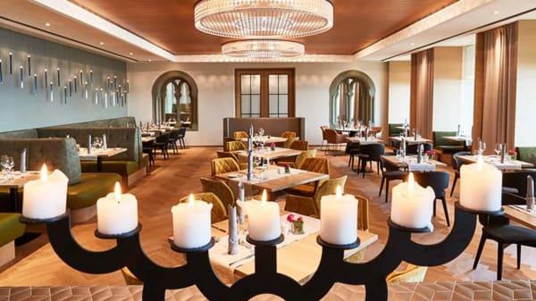 Steigenberger Inselhotel Seerestaurant, Konstanz