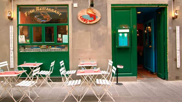 Facciata - Lob's Fish, Florence